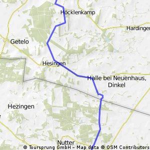 Uelsen - Ootmarsum (NL)