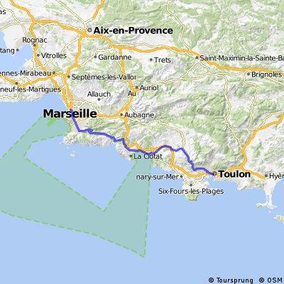 Marseille toulon