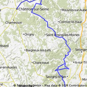 Troyes-Dijon - GP Maggioni