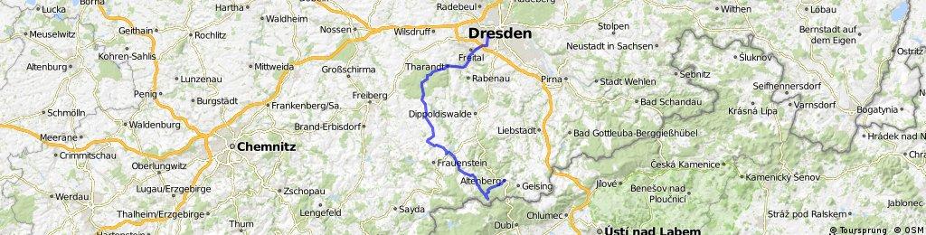 Altenberg - Dresden