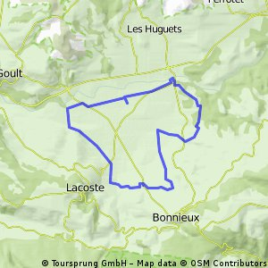 long run Bonnieux