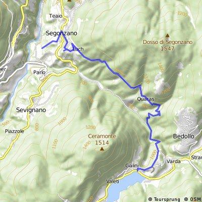 Scalco-Pyramiden-See