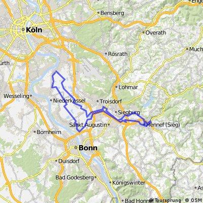 Allner-See  Hennf-Sieg