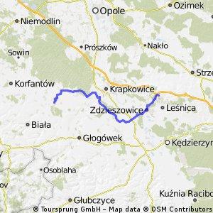 Góra Św Anny-Moszna