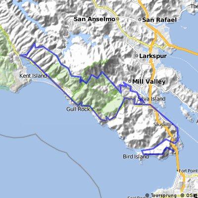 Lower Marin Loop