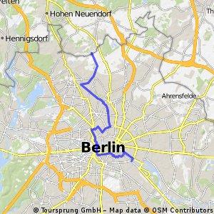 Halbe Berliner Mauer