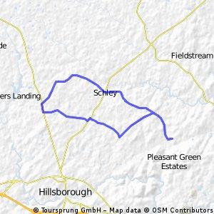 hillborough ramble