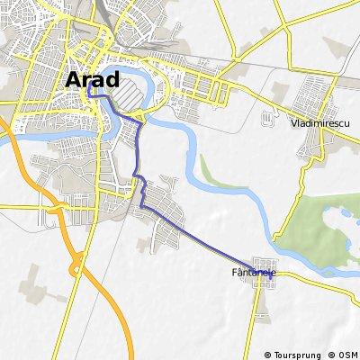 Arad - Fantanele