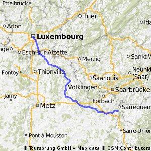 43. Neufgrange - Luxembourg