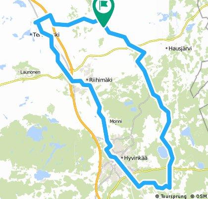 Hyvinkää-Riihimäki-Tervakoski