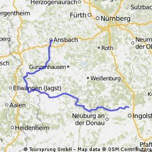 Ansbach-Wettstetten