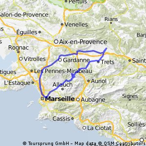 Marseille Pourriere Marseille