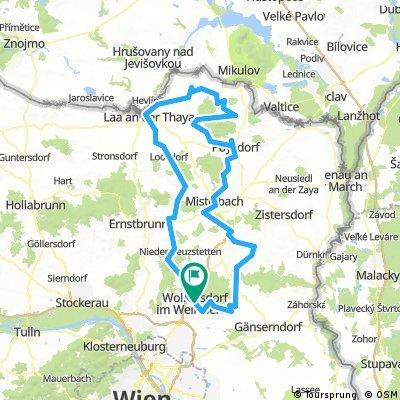 In Velo Veritas 2012 165 km