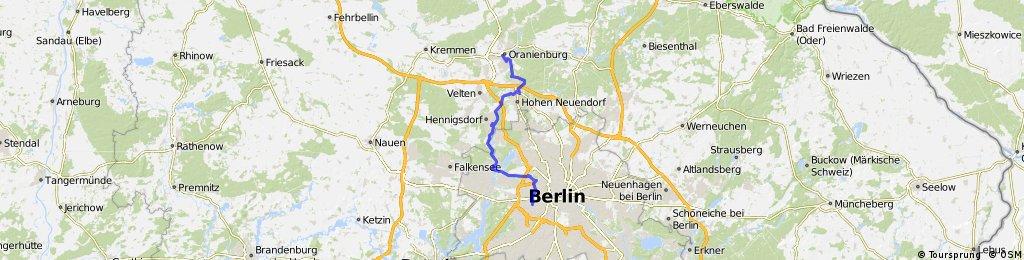 B-O 01 Berlin - Oranienburg