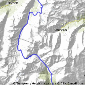 Alpencross 2013 - Tag 3 - 04.09.2013