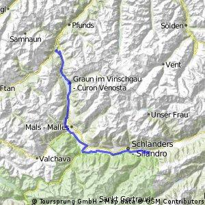 Alpencross 2013 - Tag 4 - 05.09.2013