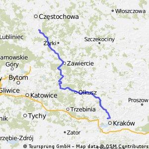 Kraków Poczesna