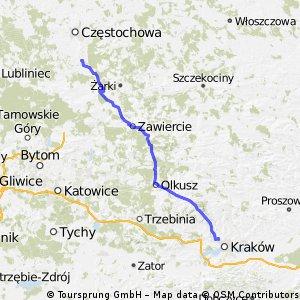 Poczesna - Kraków