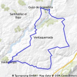 Valdeobispo/Caparra/Valdeobispo
