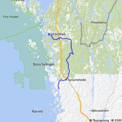 B-O 28 Grebbestad - Strömstad