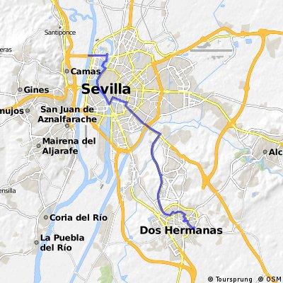 Dos Hermanas - Sevilla