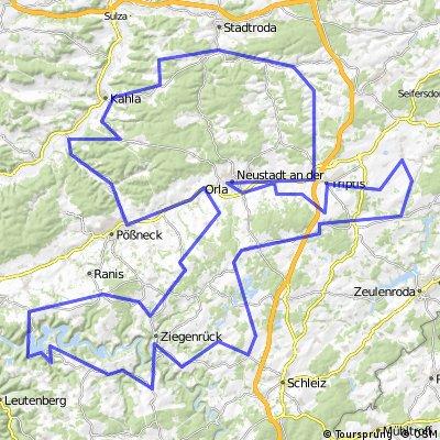 NG Tours 2009