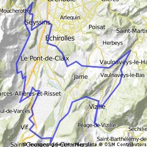 Sud Grenoblois et pied du Vercors