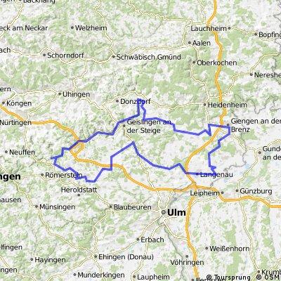Albtaeler-Radweg