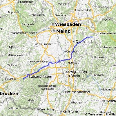 Schaafheim - Hohenecken