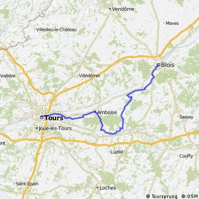 Blois - Tours
