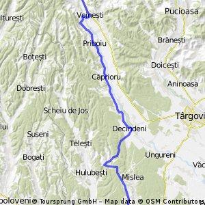 Gaesti - Valea Dambovitei - Gemenea Bratulesti