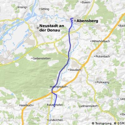 Abensberg Ratzenhofen