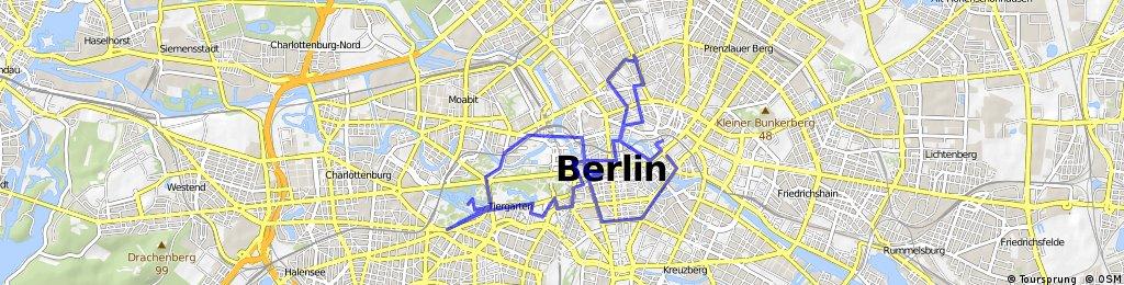 Sightseeing Berlin