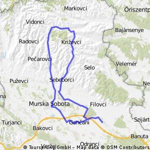 Cycled 20.09.2013 (Slovenia)