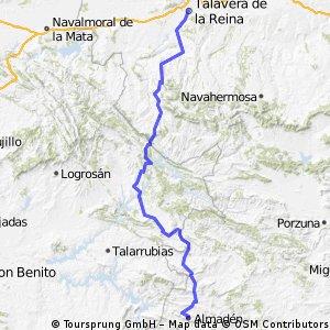 Almaden-Talavera