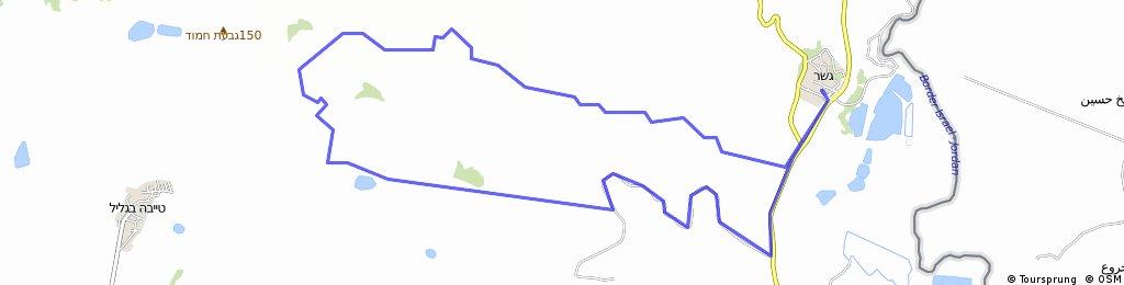Tavor river