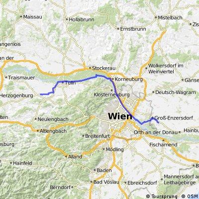 Oberhausen über Gr. Enzersdorf
