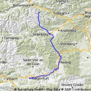 Alpes-Autumn-CC - K-furt - Hohentauern / Häusl Teich