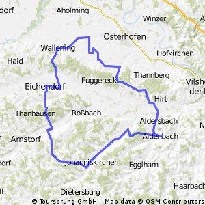 Aldersbach-Eichendorf-Aidenbah