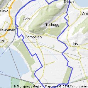 Erlach-Thielle-Broyerkanal-Camping