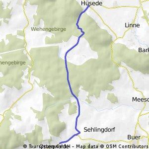 ZF-Strecke