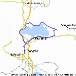 Laguna de Yuriria