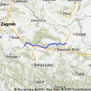 2013-09-23: Jasenovac - Đakovo