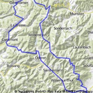 Cernay-Route-des-Cretes-Cornimont-Cernay