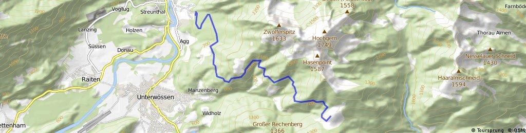 Jochbergalm von Marquartstein