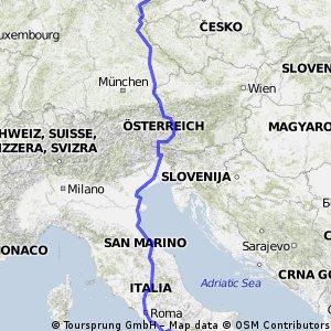 Ortrand - Neapel