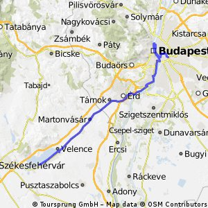 Plimbari prin Ungaria - Ziua 8 Velence Budapesta