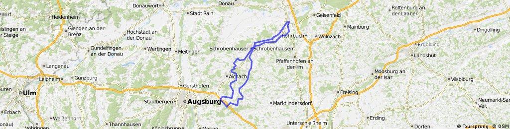 Wittelsbacher Land mit dem RSV Schrobenhausen