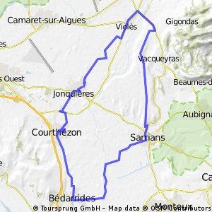 Samedi 28.09.13 Jonquières FX, Alain, Christine et Gérard