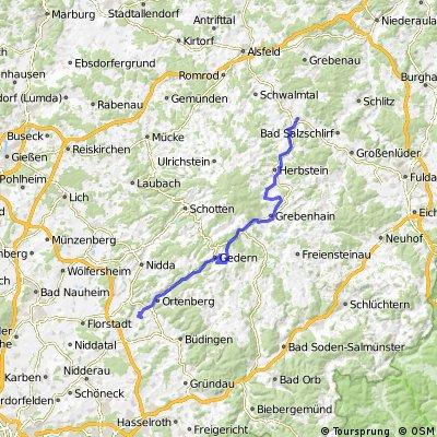 Vukanradweg 2013